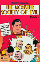 Fawcett presents The Monster Society of Evil