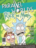 Parallel Worlds Issue 13