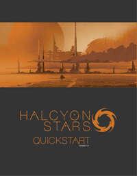 Halcyon Stars RPG Playtest