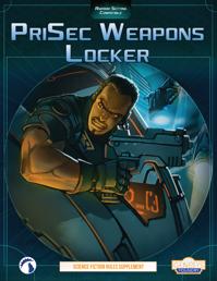 PriSec Weapons Locker