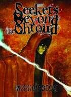Seekers Beyond the Shroud - Mission Deck