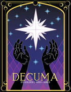 Decuma: the R&D for your RPG