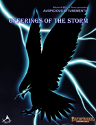 Auspicious Attunements: Offerings of the Storm