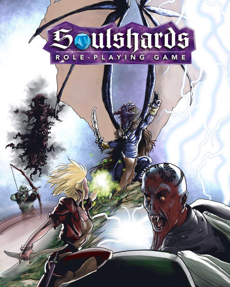 Soulshards RPG Beta Release PDF