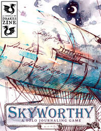 Skyworthy - Solo Journaling Game