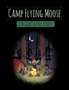Camp Flying Moose for Girls of All Kinds