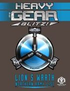 Heavy Gear Blitz! Lion's Wrath - Northern Army List