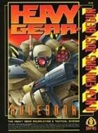 Heavy Gear Rulebook 1st Edition