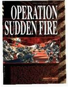Tactical Pack Three: Operation Sudden Fire