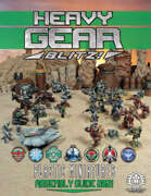 Heavy Gear Blitz - Plastic Miniatures Assembly Guide