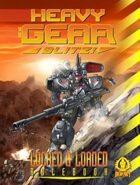 Heavy Gear Blitz! Locked & Loaded - Rulebook Rev 1.1