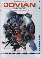 Jovian Chronicles RPG 2nd Edition Player's Handbook