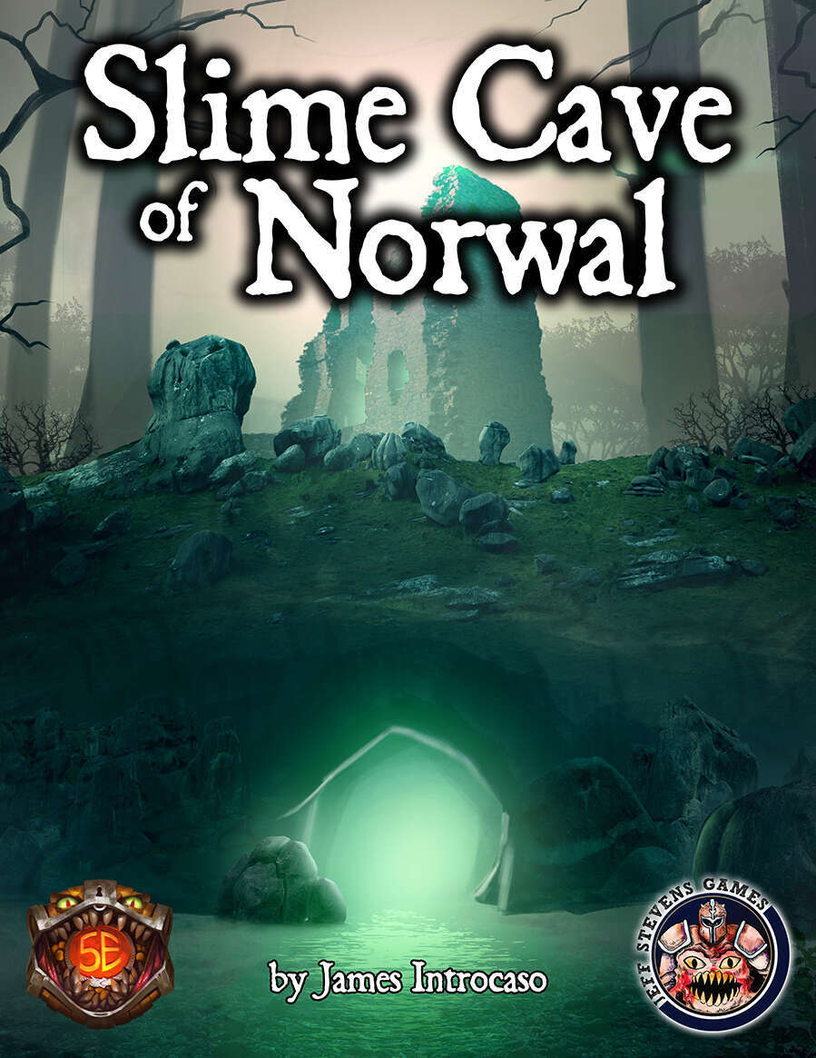 Cover Image for Slime Cave of Norwal
