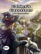 Galder's Gazetteer