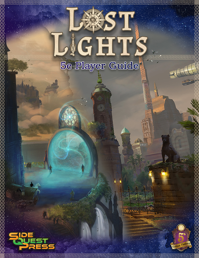Lost Lights Players Guide - 5e