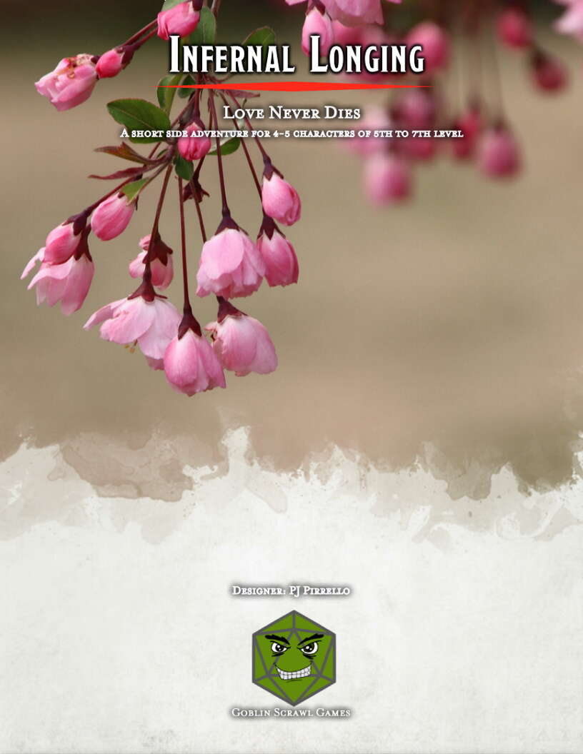 Cover of Infernal Longing