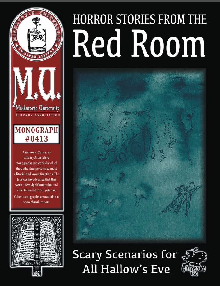 Horror Stories From The Red Room