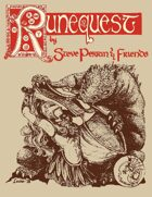 RuneQuest 1st Edition