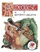 RuneQuest 2 Cover