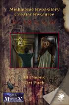 Miskatonic Repository III Omen's Art Pack