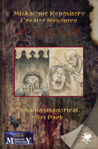 Miskatonic Repository Phantasmagorical Art Pack