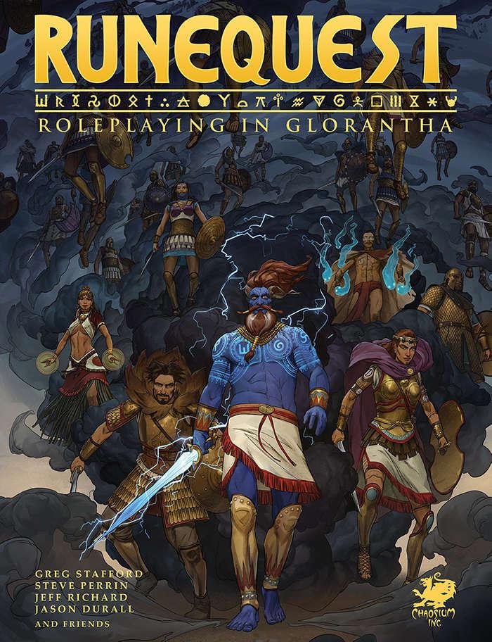 RuneQuest - Roleplaying in Glorantha - Chaosium | RuneQuest |  DriveThruRPG com