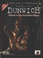 Dunwich: Return to the Forgotten Village