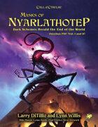 Masks of Nyarlathotep - 7th Edition