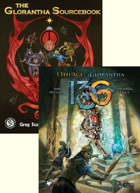 13th Age Glorantha and Glorantha Sourcebook [BUNDLE]