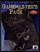 Gamemaster's Pack