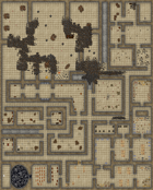 Map of Balastor's Barracks