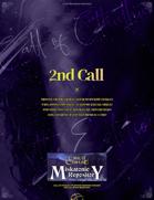 2nd Call (Korean)