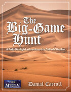 The Big-Game Hunt