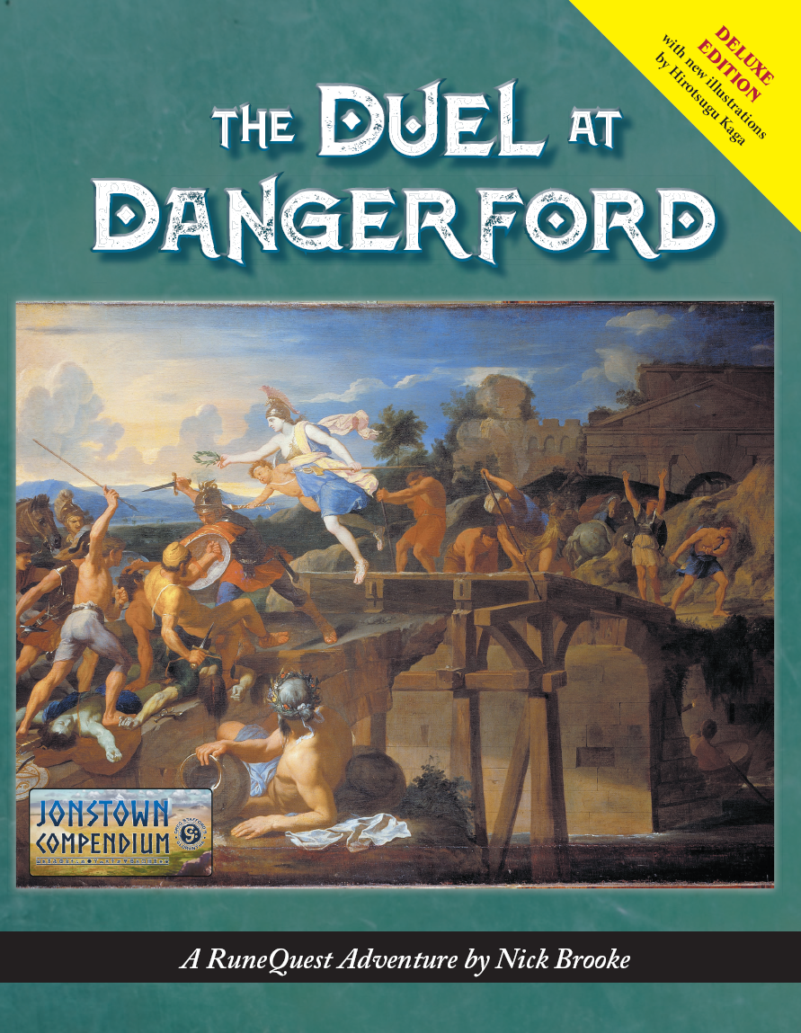 The Duel at Dangerford