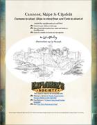 Cannons, Ships & Citadels