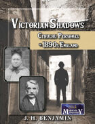 Victorian Shadows: Cthulhu Personas of 1890's England