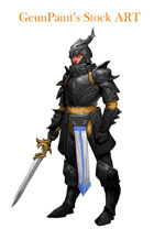 Black Knight StockART