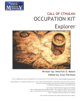 Call of Cthulhu Occupation Kit: Explorer