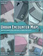 Urban Encounter Maps