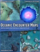 Oceanic Encounter Maps