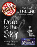 Mythos Explorers #1 - Door to the Sky (Pamphlet Adventure)