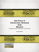 Art Pack 3: Hsunchen, Nomads, and Beasts