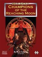 HeroQuest: Champions of the Reaching Moon
