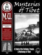 Mysteries of Tibet