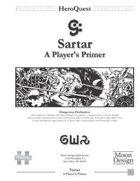 Sartar Player's Primer