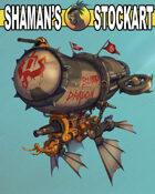Steampunk Airship 1