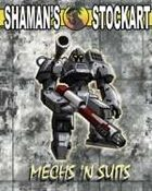 Shaman's Stockart Mechs 'n Suits