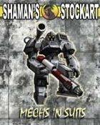 Shaman's Stockart Mechs 'n Suits