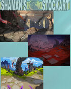 Fantasy Backgrounds : Battlegrounds