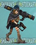 Solo Char- Rocket Girl